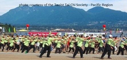 Taoist Tai Chi Society - Pacific