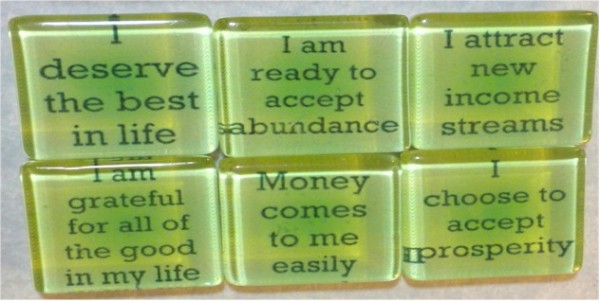 Thriving-Baby-Boomers - Financial Well-Being - Financial Affirmations image