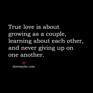 Thriving-Baby-Boomers - Committed Relationships - True love is about growing as a couple, learning about each other, and never giving up on one another.