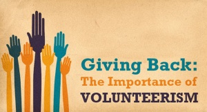 Thriving-Baby-Boomers - Volunteerism - Giving Back: The Importance of VOLUNTEERISM