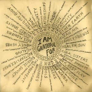 Thriving-Baby-Boomers - Spirituality - Peace - I AM Grateful image with words