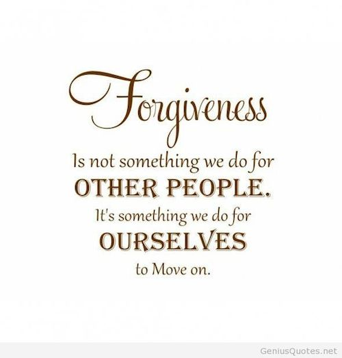 Thriving-Baby-Boomers - Forgiveness - forgiveness for our selves to move on