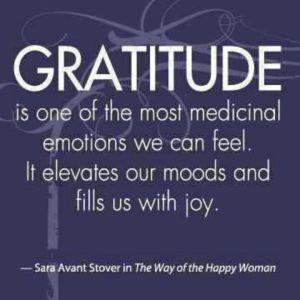 Thriving-Baby-Boomers - Gratitude - gratitude quote