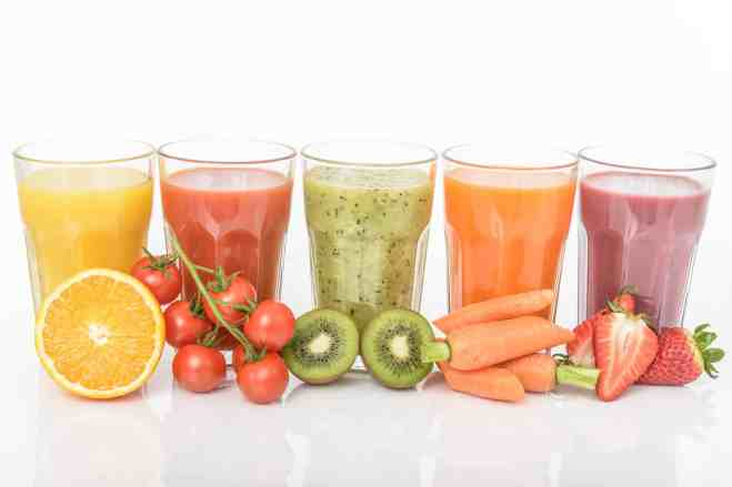Thriving-Baby-Boomers - Nutrition -Juicing vs. Smoothies Part II