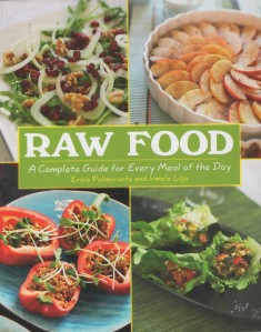Thriving-Baby-Boomers - nutrition - RAW lifestyle - benefits of a RAW lifestyle - RAW food book cover