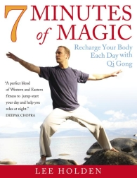 Thriving-Baby-Boomers - Energy Healing - Qigong - DVD cover of 7 Minutes of Magic with Lee Holden