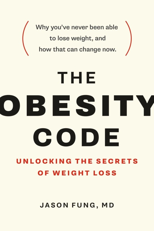 The Obesity Code - book cover